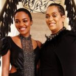 China Anne McClain with mother Shontell McClain