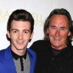 Drake Bell with father Joe Bell
