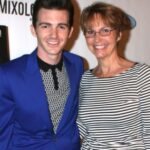 Drake Bell with mother Robin Dodson