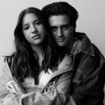 Isaak Presley with ex-girlfriend Kenzie Ziegler