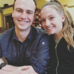Jayden Bartels with her brother image