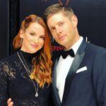 Jensen Ackles with wife Danneel Ackles
