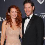 Jensen Ackles with wife Danneel Ackles image
