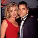 John Stamos with ex-wife Rebecca Romijn