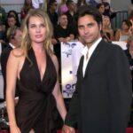 John Stamos with ex-wife Rebecca Romijn image