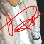 Jordan Fisher signature