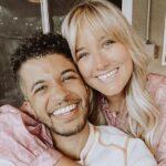 Jordan Fisher with girlfriend Ellie Woods