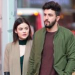 Lucy Hale and Anthony Kalabretta dated