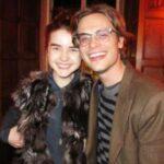 Matthew Gray Gubler and Ali Michael dated