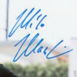 Milo Manheim signature