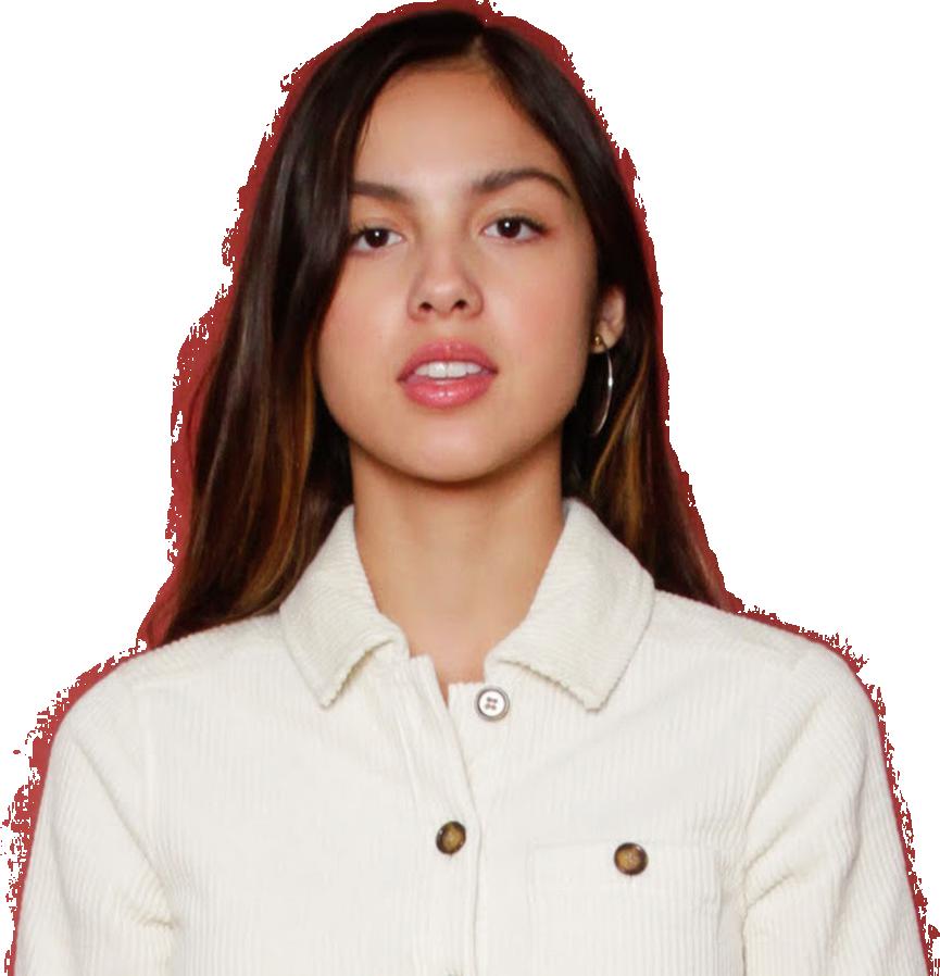 Olivia Rodrigo transparent background png image