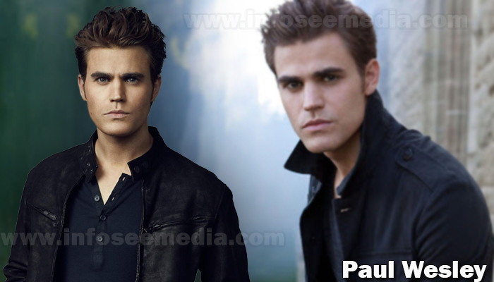 Paul Wesley featured image