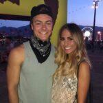 Peyton Meyer with ex-girlfriend Vanessa Rose Lowden