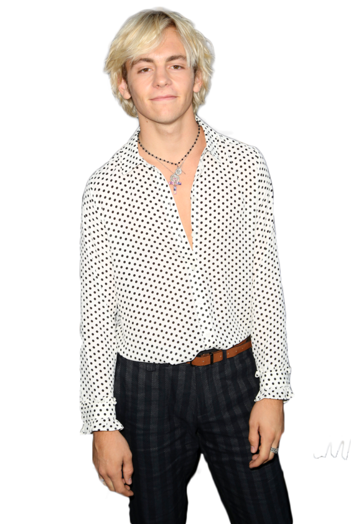 Ross Lynch transparent background png image