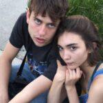 Rowan Blanchard with boyfriend Owen Lang image
