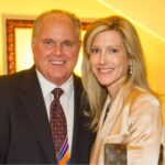 Rush Limbaugh with wife Kathryn Rogers