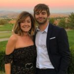 Jack Griffo with his mother image