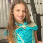 AJ McLean's daughter Ava Jaymes McLean