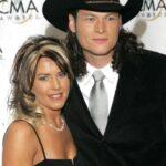 Blake Shelton with ex-wife Kaynette Williams