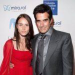 David Copperfield with partner Chloe Gosselin