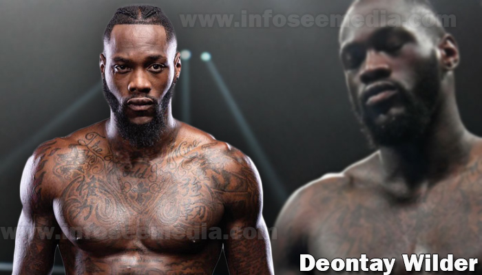 Deontay Wilder featured image
