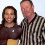 Howie Dorough with father Hoke Dwaine Dorough