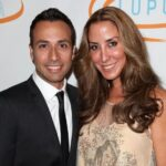 Howie Dorough with wife Leigh Boniello image
