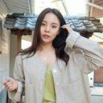 J-Hope's sister Jung Da Won