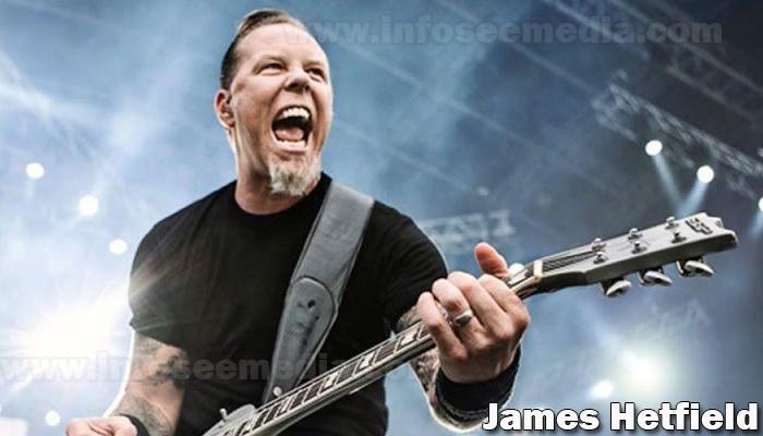 James Hetfield featured image