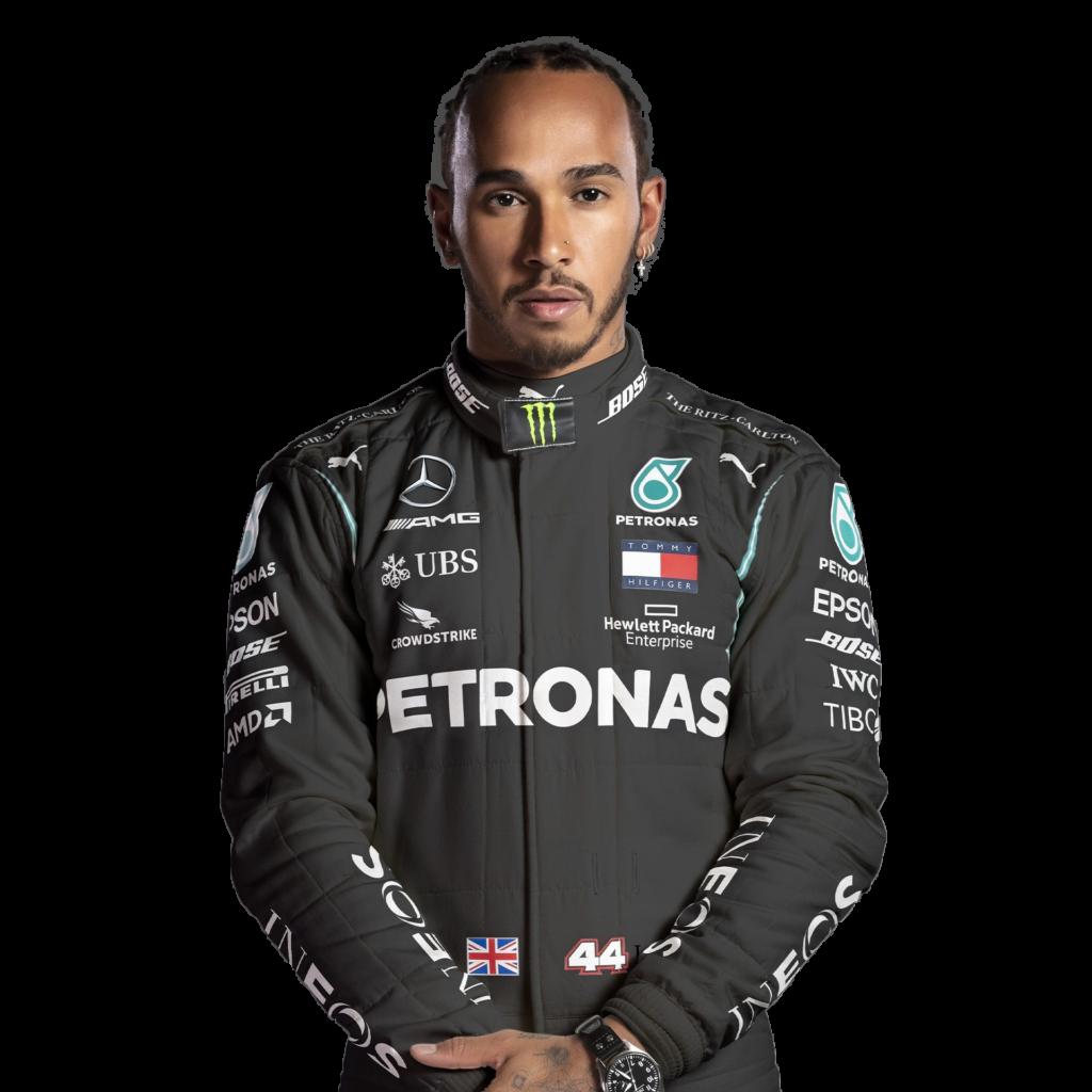 Lewis Hamilton transparent background png image