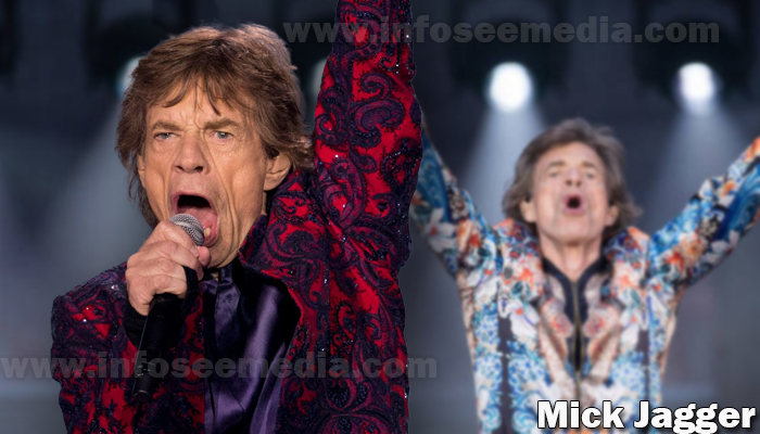 Mick Jagger featured image