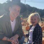 Pink with her son Jameson Moon Hart