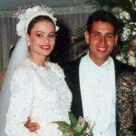 Sofia Vergara with ex-husband Joe Gonzalez