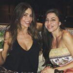 Sofia Vergara with sister Veronica Vergara