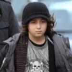 The Edge's son Levi Evans