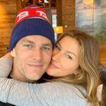 Tom Brady with his wife Gisele Bündchen
