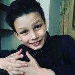 Tom Brady's son John Edward Thomas Moynahan