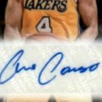 Alex Caruso signature