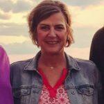 Alex Caruso's mother Jackie Caruso
