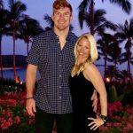 Andy Dalton with wife Jordan Dalton