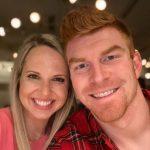Andy Dalton with wife Jordan Dalton image