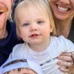 Andy Dalton's daughter Finley Jones Dalton