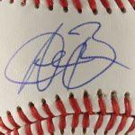 Austin Barnes signature