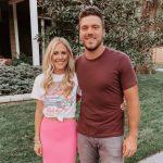 Blake Bell with girlfriend Lyndsay Walter