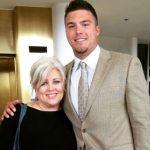 Blake Bell with his mother Sherry Bell
