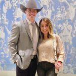 Chris Jones with wife Sara Jones