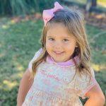 Chris Jones's daughter Noli Jones