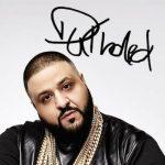 DJ Khaled signature