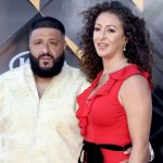 DJ Khaled with wife Nicole Tuck