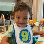 DJ Khaled's son Aalam Khaled